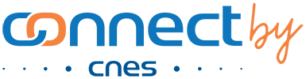 logo connect by cnes